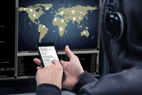 RKN Global on Hackers Stealing Data from Phones